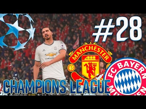 FIFA 17 - Modo Carrera Manchester Utd. [Cap. #28] SEMIFINALES
