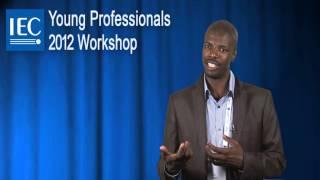 Target Mchunu - 2012 Young Professional