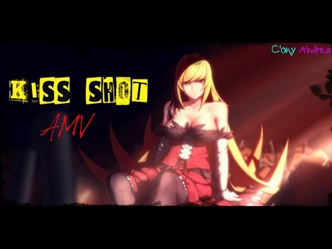 kiss Shot  - AMV