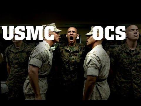 Marine OCS - Where USMC Officers are Made