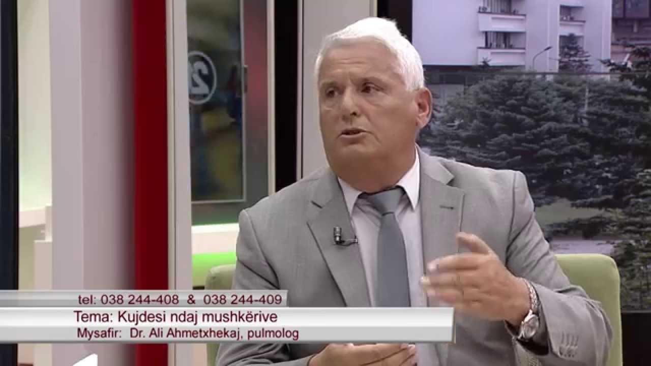 PM - Dr. Ali Ahmetxhekaj - Pulmolog 01.07.2015