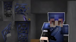 Looks like XRay in Hypixel UHC