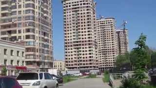 ЖК Раменский в г. Раменское Московской области(Сие видео снято в конце мая 2015 около жилого комплекса
