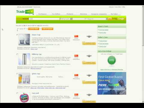 TradeTuber com Famous Global B2B Marketplace User Guide