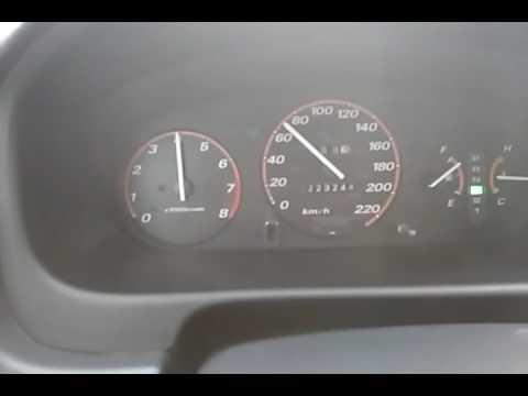 Honda CRV 2000 grinding noise 5k rpm