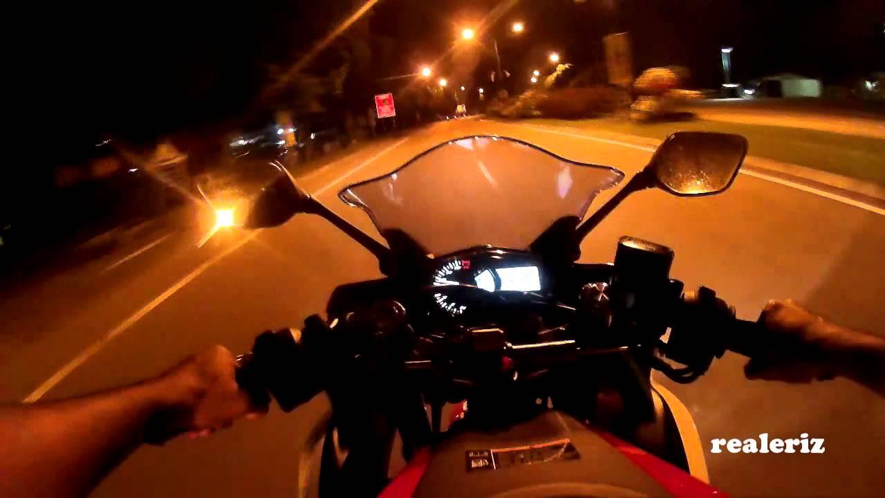 Yamaha R25 2016 Rapidbike Quickshifter Full System Titanium Exhaust Prospeed Mf Series New Vixion150 Must See Eargasm Youtube