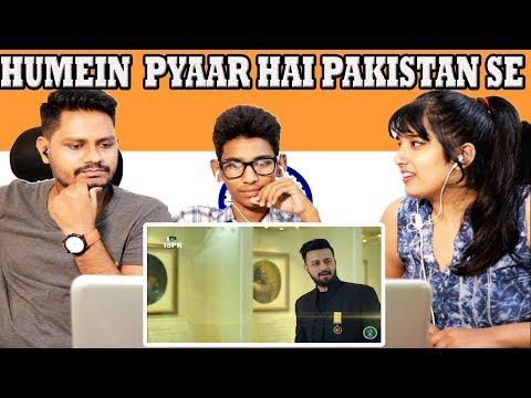 Indian Reaction On Humain Pyar Hai Pakistan Se (Official Video) By Atif Aslam