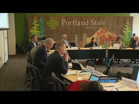 PSU board of trustees approves 9% tuition hike