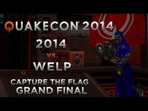 2014 vs WELP - QuakeCon 2014 CTF (GRAND FINAL)
