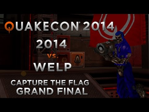 2014 Vs WELP - QuakeCon 2014 CTF (GRAND FINAL)