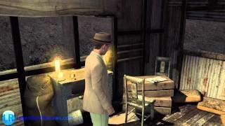 L.A. Noire PC gameplay 2 - EVGA NVIDIA GTX 560