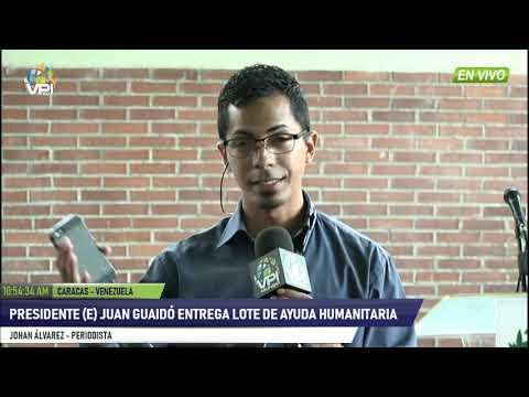 Venezuela - Detalles de la detención de Marrero desde su residencia  - VPItv