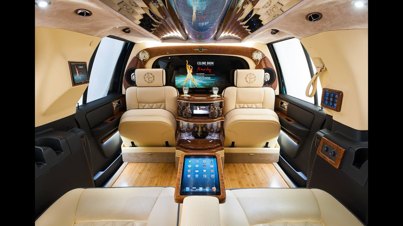 Executive Coach Builders Navigator Diplomat Elite Youtube