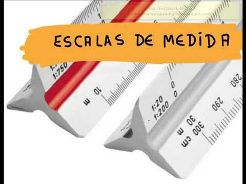 tutorial escalas de medida youtube ForEscala De Medidas