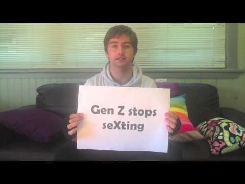 Gen Z Stops SeXting: Josh's views on sexting