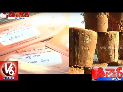 Lack Of Jaggery For Marriages   Teenmaar News   V6 News