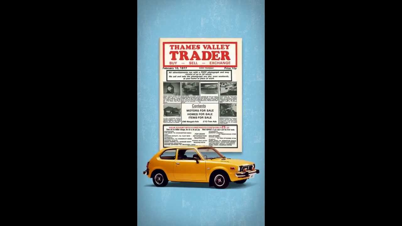 Auto Trader:- Introducing The Future Of Buying And Selling Cars ...