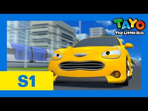 [Tayo S1] #22 Speeding is Dangerous