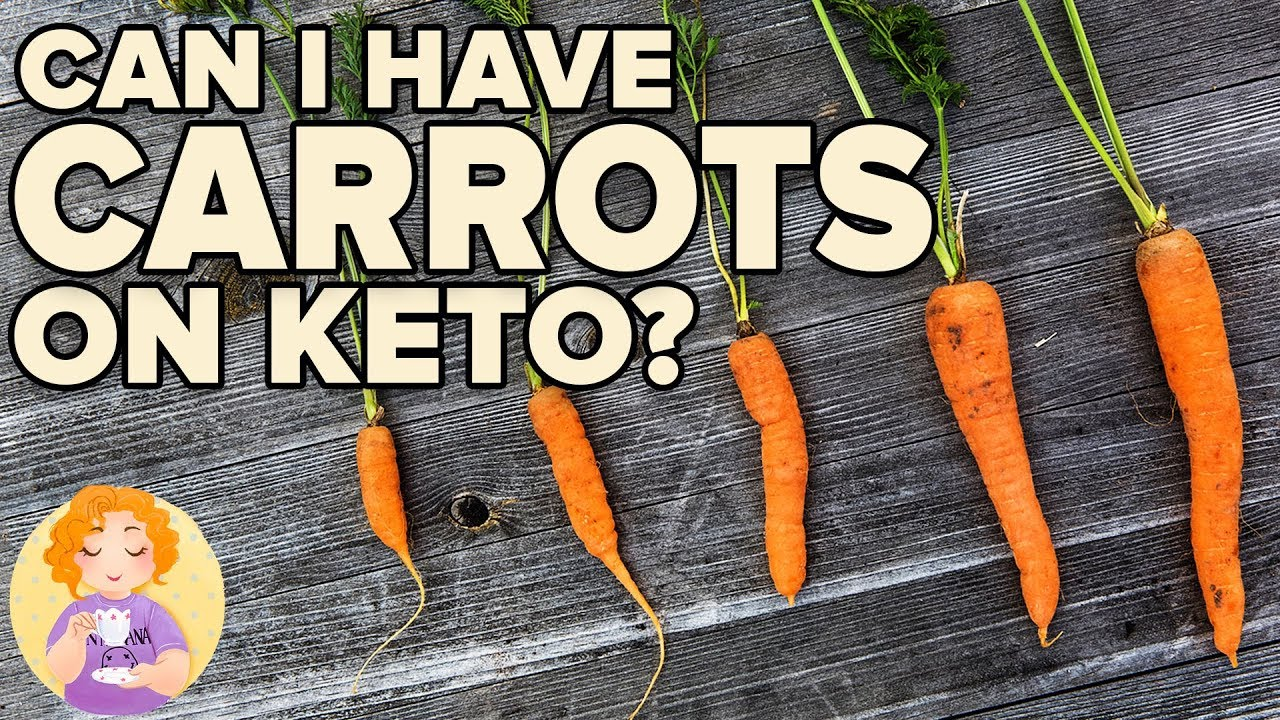 carrots on keto diet?