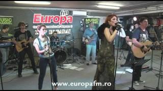 Europa FM LIVE in Garaj Alexandra Ungureanu - Plang noptile