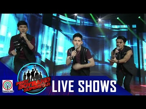 Pinoy Boyband Superstar Live Shows: Allen, Miko & Russell -