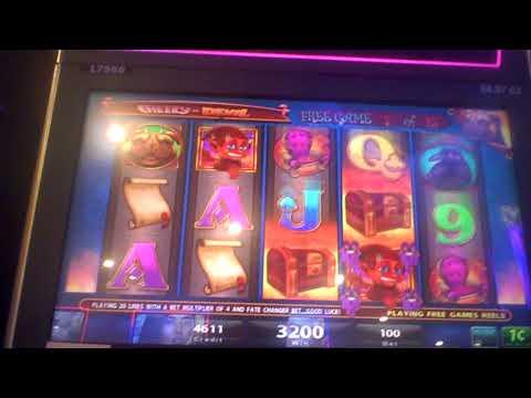Cheeky Lil Devil Slot Machine Bonus