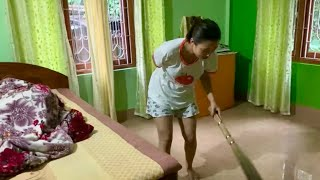 Priya being lazy😡