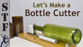 DIY: Glass Bottle Cutter | How to Cut Glass Bottles