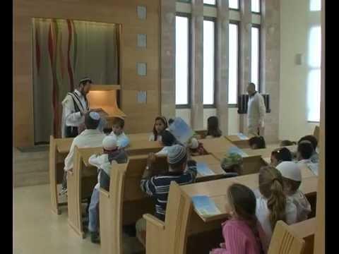 הכנסת ספר תורה וחנוכת ארון הקודש בית הכנסת קדומים צפון