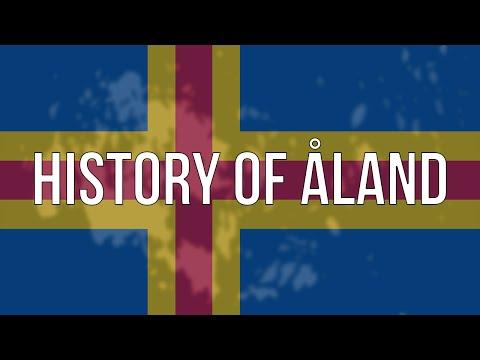 History of Aland (Åland/Ahvenanmaa)