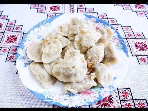 Тесто на вареники Вареники с картошкой и капустой Тісто на вареники Вареники з картоплею та капустою