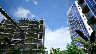 utopian city ue4 video, utopian city ue4 clip