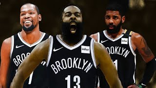 James Harden Traded To The Brooklyn Nets
