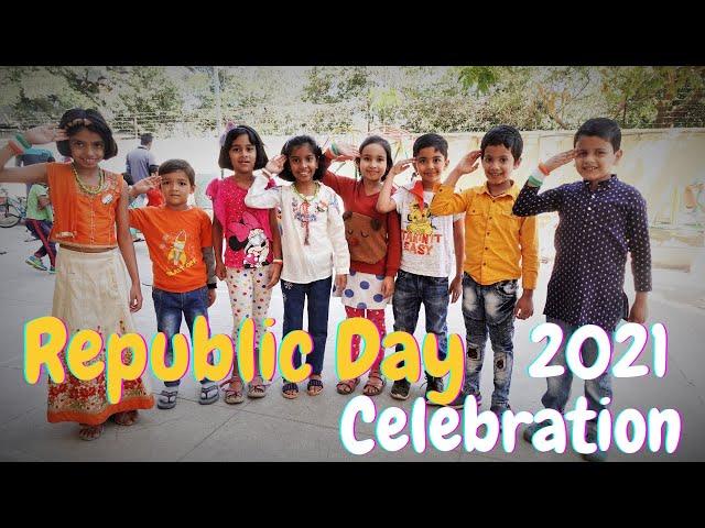 Republic Day Celebration 2021 / Republic Day Volg in Hindi  /  #LearnWithPari