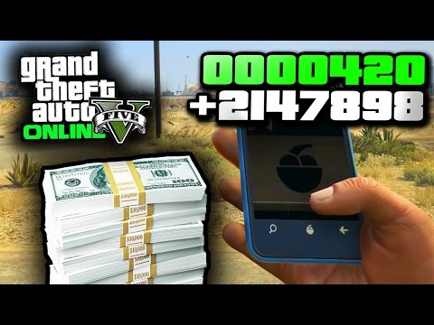 FREE GTA 5 ONLINE MONEY! (SEE HOW!)