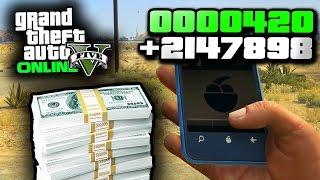 WTF!! GTA 5 FREE UNLIMITED MONEY COMMAND (GTA 5 ONLINE)