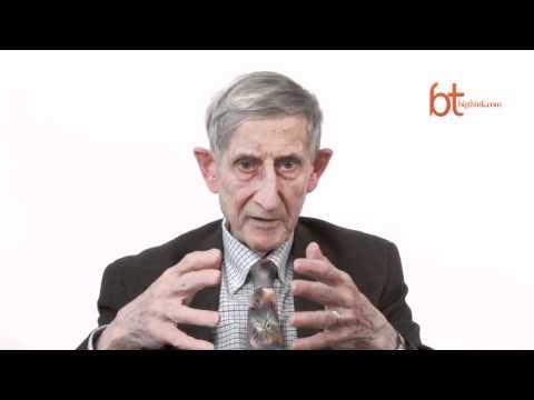 Freeman Dyson Answers Climate Change Critics