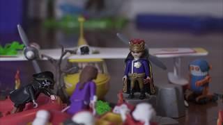 El rey y su corona - Stopmotion