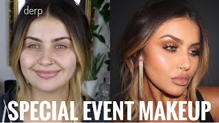 RED CARPET GRWM - EVENT MAKEUP | JAMIE GENEVIEVE