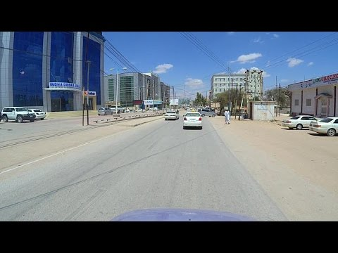 Live: Hargeisa, Somaliland.  You have to see it to believe it!