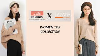 JYS Fashion Women and Men Clothing Collection 15.10.2018