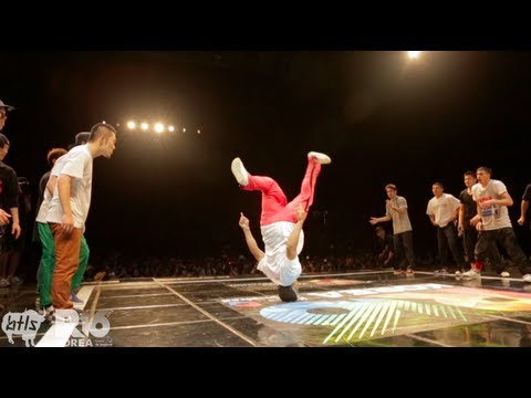 Massive Monkees vs Jinjo Crew | R16 BBOY Battle 2012 | YAK F