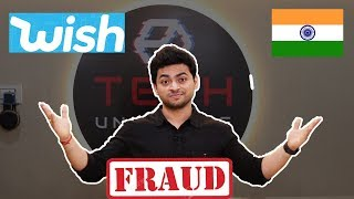 Wish App 2020 India | Scam Or Real.? | Wish App cheated me.? | Wish App Refund