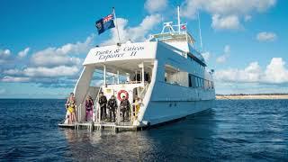 World's Best Diving: Explorer Ventures Turks and Caicos Explorer II