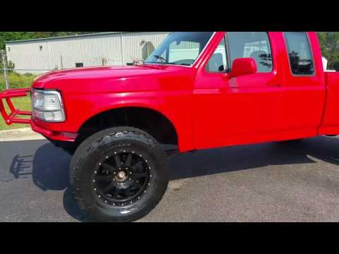 1996 Ford F250. 460big block. OBS. FULL FIBERGLASS BODY