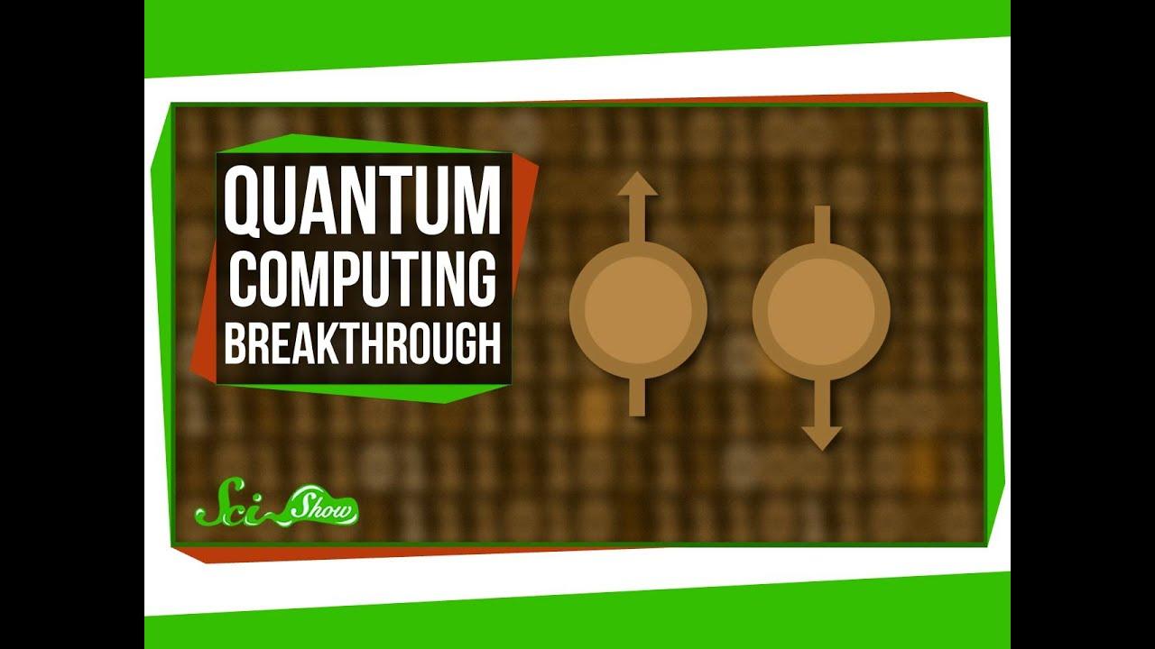 Quantum Computing Breakthrough