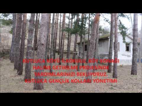 Kutluca Köyü İlkokulu Köy Konağı Projesi www.kutlucakoyu.net