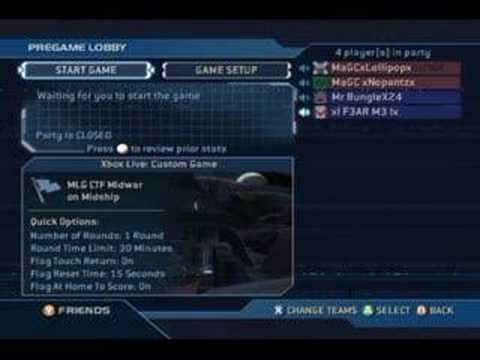 Halo 2 matchmaking PC