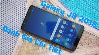 Đánh giá chi tiết Samsung Galaxy J8