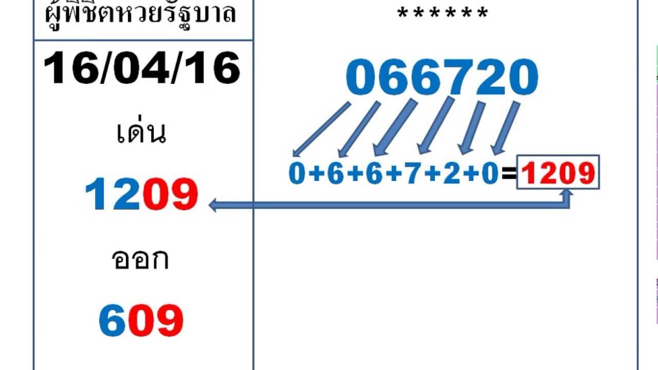 Lotto 16.07.16